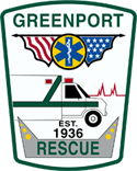 Logo of Greenport Rescue Squad, Inc.